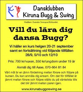 v1437 Dansklubben Bugg Swing 2- 2 Lär dig dansa bugg_197664