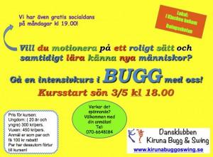 Annons Buggkurs maj 2015